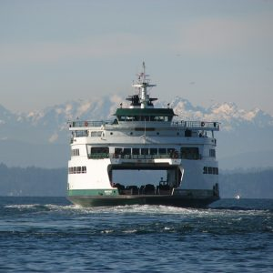 Seattle has a wide variety of transit options, whether you're looking to travel on land or sea.